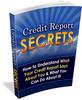 Thumbnail Credit Report Secrets